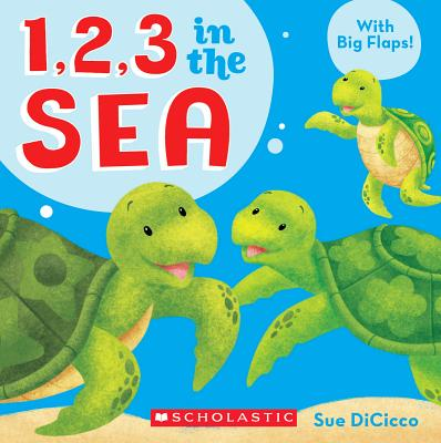1, 2, 3 in the Sea By Dicicco, Sue