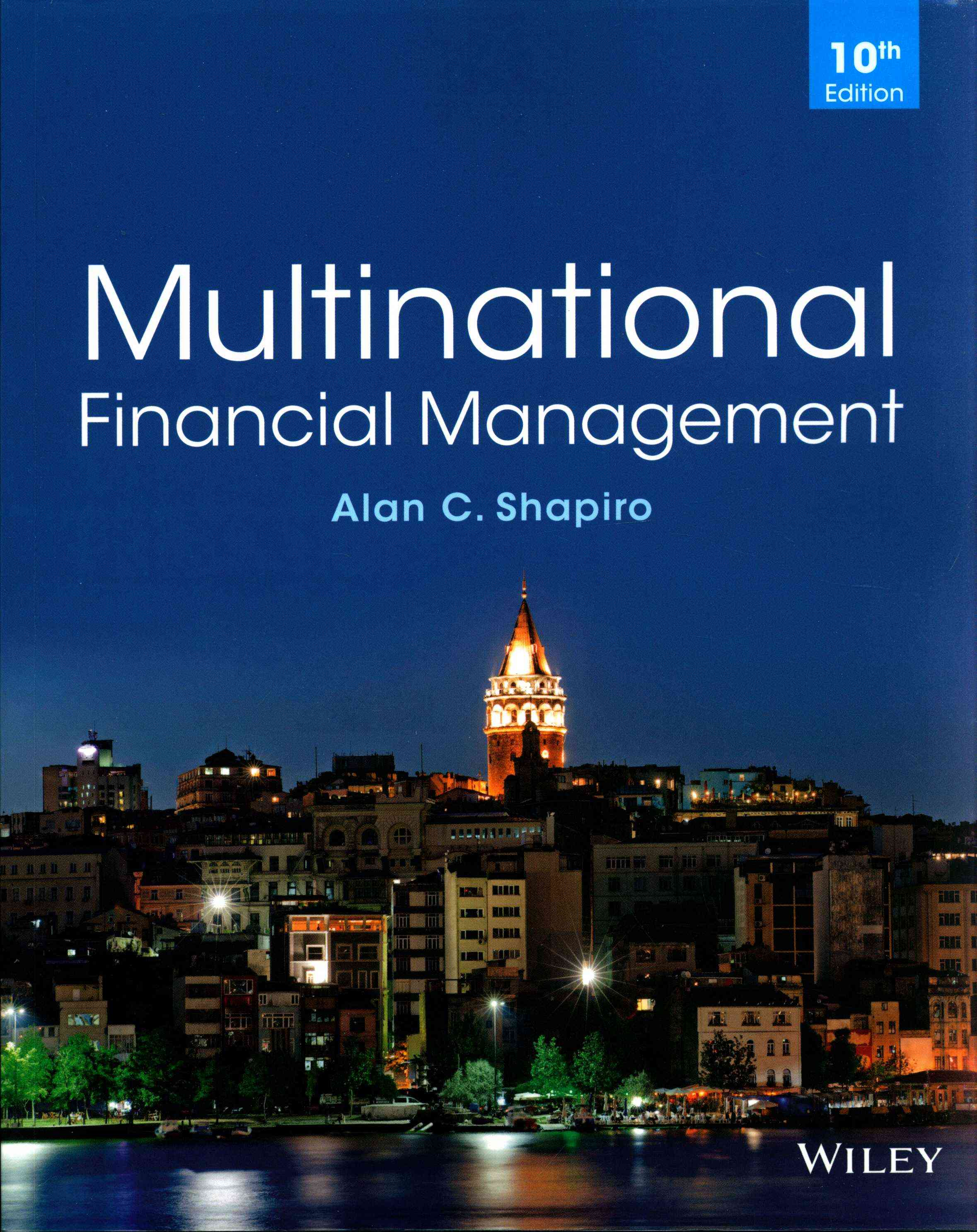 Multinational Financial Management By Shapiro, Alan C.